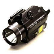 Streamlight Tlr-2s Gun Light W/ Red Laser Tactical Weapon Attachment Strobing