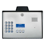 Eis Gsm Solutions Lcd 200 Apartments 3g Wireless Gsm Door Entry Unit Intercom