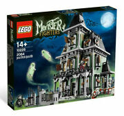 Lego Monster Fighters Haunted House 10228 - Htf New