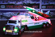 2010 Hess Truck And Jet 100 Mint-in-box From Case