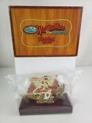 Disney Chip And Dale W/ Goofy And Pluto Wild West Adventure Limited Edition Pin Set