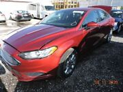 Red Rr Front Clip Se With Automatic Park Fits 17-18 Fusion 1166129