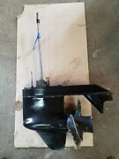 Us Marine Power 85hp Outboard Lower Unit 20 Shaft
