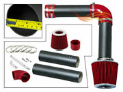 Red Rw Cold Air Intake Kit For 04-08 Acura Tl 3.2l/3.5l And 05-08 Rl 3.5l V6