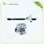 Power Steering Rack And Pump Kit For Honda Accord 2008-2012 2.4l High Quality