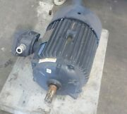 Leeson F15l Electric Motor 20hp 1775 Rpm 575v 60hz Eff 93 Ships Crated