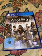Assassin's Creed Syndicate Limited Ed Sony Playstation 4 German Version