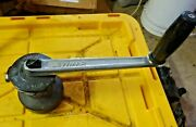 Used - Lewmar 16 Single Speed Self Tailing Sailboat Winch And Handle