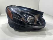 2018-2020 Mercedes E63 Amg S Headlight Assembly Right Genuine Used Nice Clean