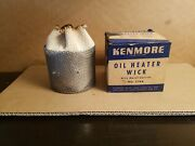 Vintage Antique Kenmore 2744 Heater Wick For Oil Heaters In Tube