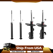 Set Of Front And Rear Struts/shocks Kit Kyb Excel-g For Scion Tc 11-16 Wn