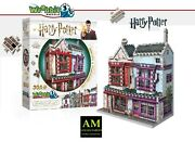 Wrebbit 3d Puzzle Harry Potter - Quality For Quidditch And Jiggers Pharmacy