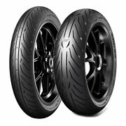 Tire Set Pirelli 120/70zr17 58w + 190/55zr17 75w Angel Gt 2 Ii