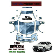 Xpel Ultimate Plus Precut Paint Protection Kit For Bmw X3 M 2020 Xpel