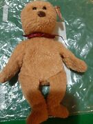 Ty Beanie Babies Curly Bear Rare With Errors