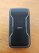 Jabra Journey Hfs003 Handsfree Bluetooth Tested And Works / Needs Charger
