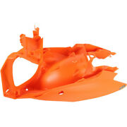 Ufo Orange Side Panels And Airbox Cover Kt04023-127 Exc-f350 Sixdays Eu 2012-14
