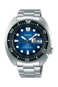New Seiko Prospex King Turtle Blue Manta Ray Divers 200m Menand039s Watch Srpe39