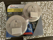Kidde Smoke Alarms Two Pack Value Pack New