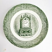 Vintage 1950s China Plates The Old Curiosity Shop Rare Dickens Literary Books