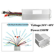 36v-48v 1500w Electric Bicycle Scooter Brushless Motor Speed Controller Reverse