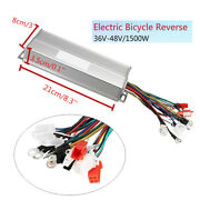 Dc 36v-48v 1500w Brushless Motor Speed Controller For Scooter Electric Bicycle