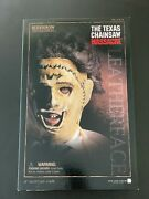 Sideshow Collectibles The Texas Chainsaw Massacre Leatherface Figure Bnib.