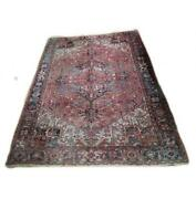 10x12 Authentic Hand Knotted Semi-antique Rug Pix-23402