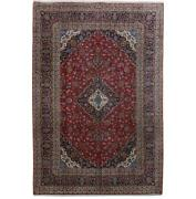 8x12 Authentic Hand-knotted Oriental Signed Rug B-81301