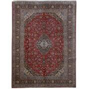11x14 Authentic Hand-knotted Oriental Signed Rug B-81334