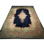11x17 Authentic Hand-knotted Semi-antique Rug B-79569