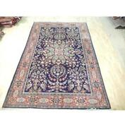 7x11 Authentic Hand Knotted Semi-antique Rug B-72242