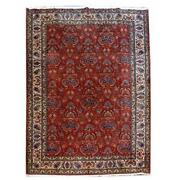 8x11 Authentic Hand Knotted Oriental Rug B-80757