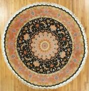 8x8 Hand-knotted Wool And Silk Fine Quality Rug Pix-26293