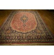 8x11 Authentic Hand Knotted Rug La-53364