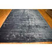 8x11 Authentic Hand Knotted Rug La-53266
