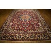 Fascinating 8x11 Authentic Hand-knotted Rug La-52733