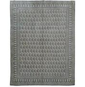 14x11 Authentic Hand-knotted Oriental Signed Rug B-82315