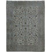 11x14 Authentic Hand-knotted Oriental Signed Rug B-82239