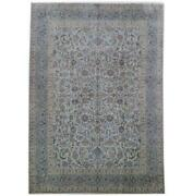 8x11 Authentic Hand-knotted Oriental Signed Rug B-82224