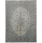 9x11 Authentic Hand-knotted Oriental Signed Rug B-82203