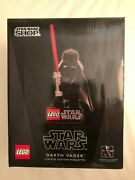 Star Wars 2007 Gentle Giant Lego Darth Vader Maquette Brand New 454/1000