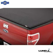 Lund Genesis Elite Tri-fold Tonneau Cover For 99-20 Ford Super Duty - 6.8ft Bed