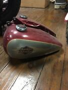 Harley Fuel Tank 4 Gallon And Fender