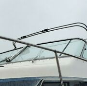 Port Curved Window Glass Only Off A 1990 Four Winns 265 Vista Parting Out