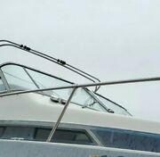 Starboard Curved Glass Window Only Off A 1990 Four Winns 265 Vista Parting Out