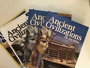 Ancient Civilizations And The Bible -diana Waring Teacher Student Tests Activ