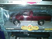 Ertl American Muscle 1997 Ford F-150 Pickup Truck 118 Scale Diecast Model 7223andnbsp