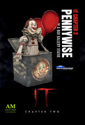Diamond Select Gallerie It- Es Chapter Two Pennywise In The Boandicircte Pvc Statue
