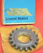 Nos Gm Crank Timing Gear Camaro Z28 Corvette 327 Chevelle 350 1967-88 Sprocket